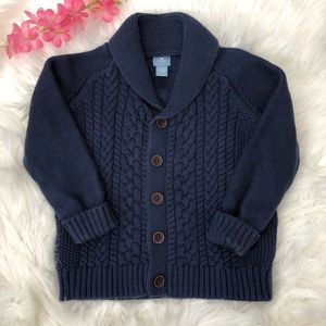 GAP toddler boy cardigan💙